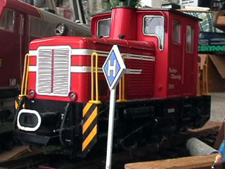 Furka-Oberalp Tm 2/2 Switcher